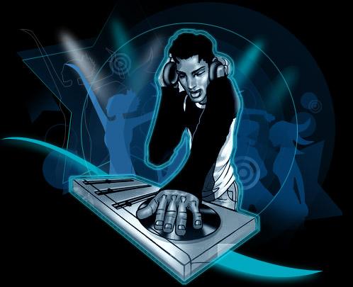 Dj mixer deejay hiphop rap germany talkover de club dj techno musik